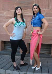 Cosplay-Cover: Nico Robin (Davy Back Fight)