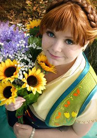 Cosplay-Cover: Anna【Frozen Fever】
