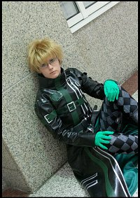 Cosplay-Cover: Kent