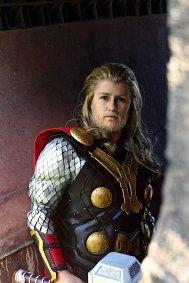 Cosplay-Cover: Thor Odinson [Thor - The Dark World]