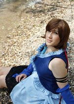Cosplay-Cover: Yuna (Song dress)