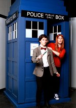 Cosplay-Cover: Amy Pond (The Time of Angels)