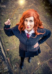 Cosplay-Cover: Lily Evans (Head Girl)
