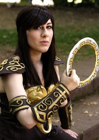 Cosplay-Cover: Xena