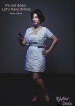 Cosplay-Cover: Irene Adler (Sherlock BBC)