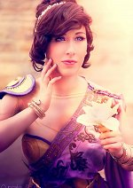 Cosplay-Cover: Megara (Hannah Alexander version)