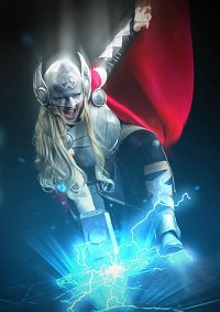 Cosplay-Cover: Thor (Secret Wars)