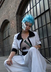 Cosplay-Cover: Grimmjow Jeagerjaques