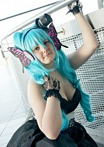 Cosplay-Cover: Miku Hatsune [Magnet]