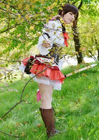 Cosplay-Cover: Neris