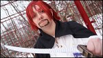 Cosplay-Cover: Der Rote Shanks