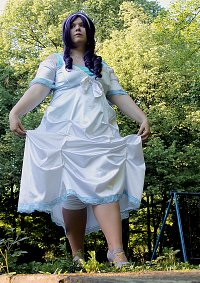 Cosplay-Cover: Rarity (Sommerdress)