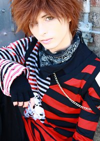 Cosplay-Cover: The Black/Red/White Stripes