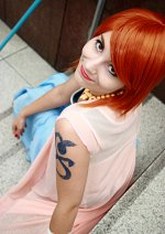 Cosplay-Cover: Nami (Alabasta Arc)