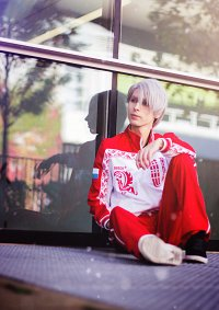 Cosplay-Cover: Victor
