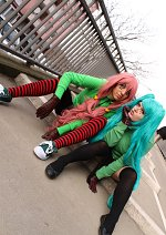 Cosplay-Cover: Luka Megurine [Matryoshka]