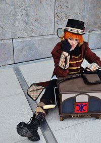 Cosplay-Cover: Drocell Keinz [Sherlock Holmes]