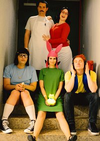 Cosplay-Cover: Tina Belcher (Bob's Burgers)