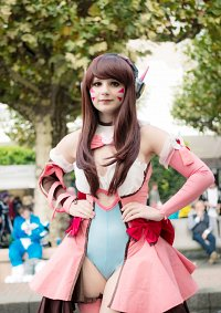 Cosplay-Cover: ☆ Magical D.va ☆