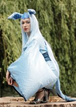 Cosplay-Cover: Glaceon [Gijinka]