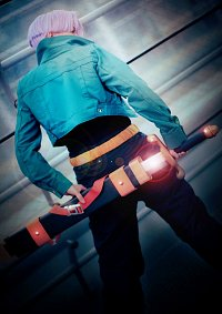 Cosplay-Cover: Future Trunks [Artbook Version]