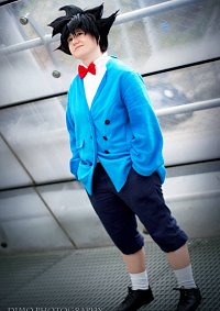 Cosplay-Cover: Son-Goten [Battle Of Gods Movie]