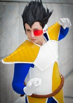 Cosplay-Cover: Vegeta (Saiyajin-Saga)