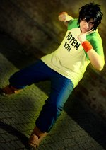 Cosplay-Cover: Son Goten [Teenager end Dragonball Z]