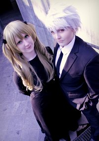 "Cosplay-Cover: Soul ""Eater"" Evans ( suit )"