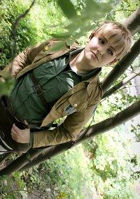 Cosplay-Cover: Jean Kirschtein ( Scouting Legion )