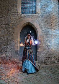 Cosplay-Cover: Philippa Eilhart