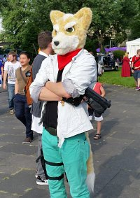 Cosplay-Cover: Fox McCloud