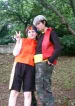 Cosplay-Cover: Netto/Lan