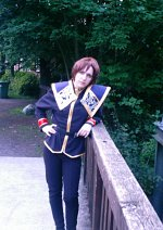 Cosplay-Cover: Squall Seed