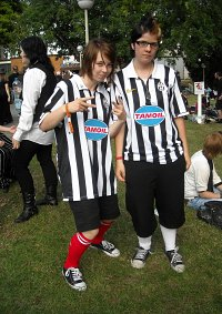 Cosplay-Cover: Tora Soccer Version