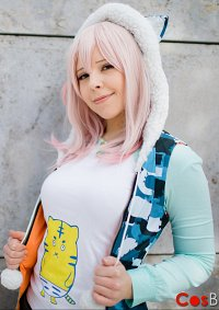 Cosplay-Cover: Super Sonico [Casual]