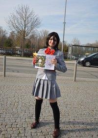 Cosplay-Cover: Rukia Kuchiki / Karakura High School Uniform