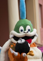 Cosplay-Cover: Larry Koopa