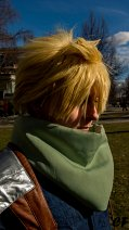 Cosplay-Cover: Cloud Strife [Infanterist]