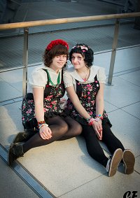 Cosplay-Cover: Strawberry Twining