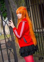 Cosplay-Cover: Asuka (Zivil)