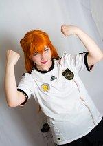 Cosplay-Cover: Asuka (Soccer)