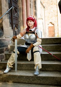 Cosplay-Cover: Cecily Cambell
