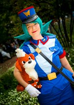 Cosplay-Cover: Officer Rocky