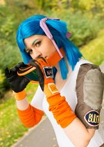 Cosplay-Cover: Bulma Brief (Cover 10)