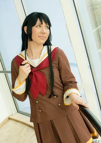 Cosplay-Cover: Reina Kousaka [Winteruniform]
