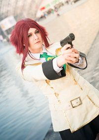 Cosplay-Cover: Kallen Kozuki