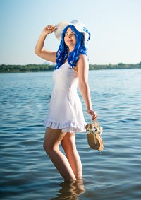 Cosplay-Cover: Juvia Loxar (Summer Dress)