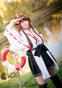 Cosplay-Cover: Kongou - Burning Love!