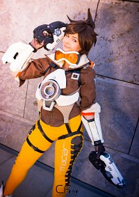 Cosplay-Cover: Tracer